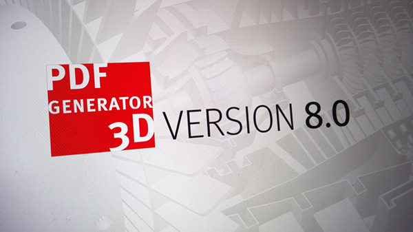 pdf generator 3d 8 0 with htlm5 export and 2d derivation prostep